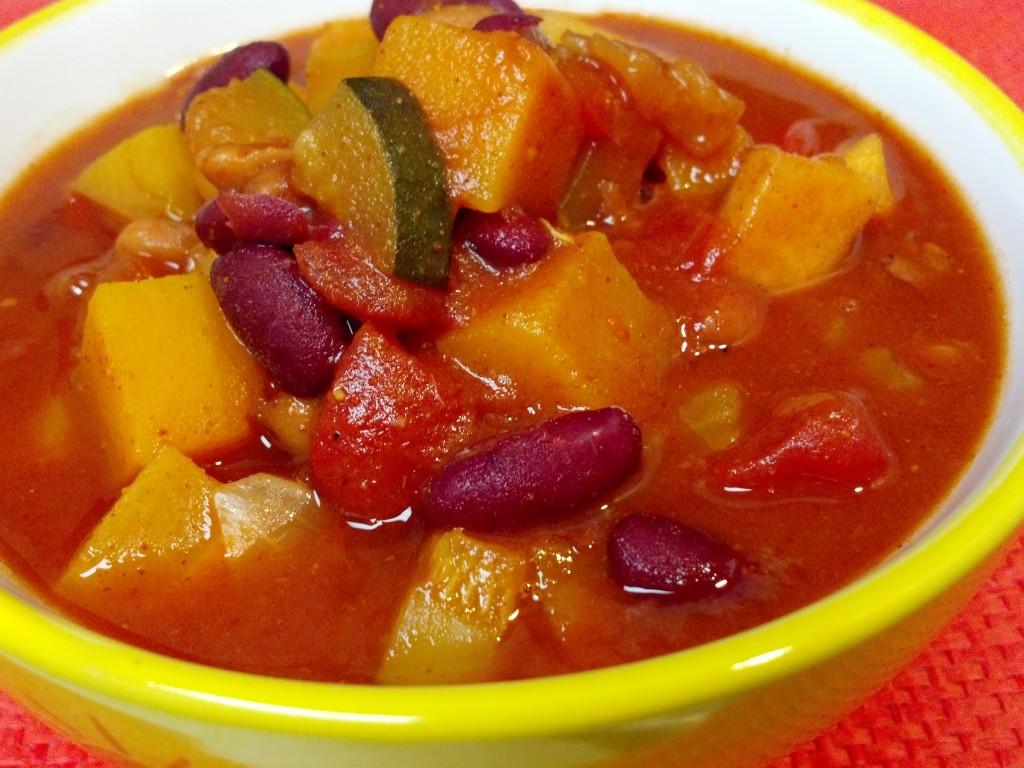 butternut squash chili 4