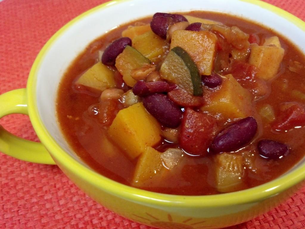 butternut squash chili 5