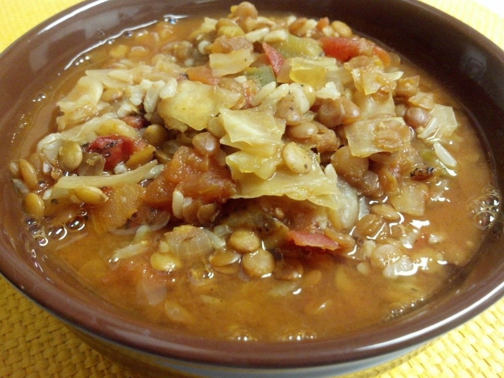 cabbage roll soup 2