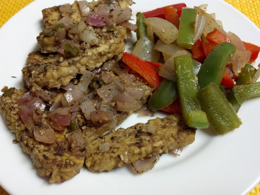 friday favorite jamaican tempeh