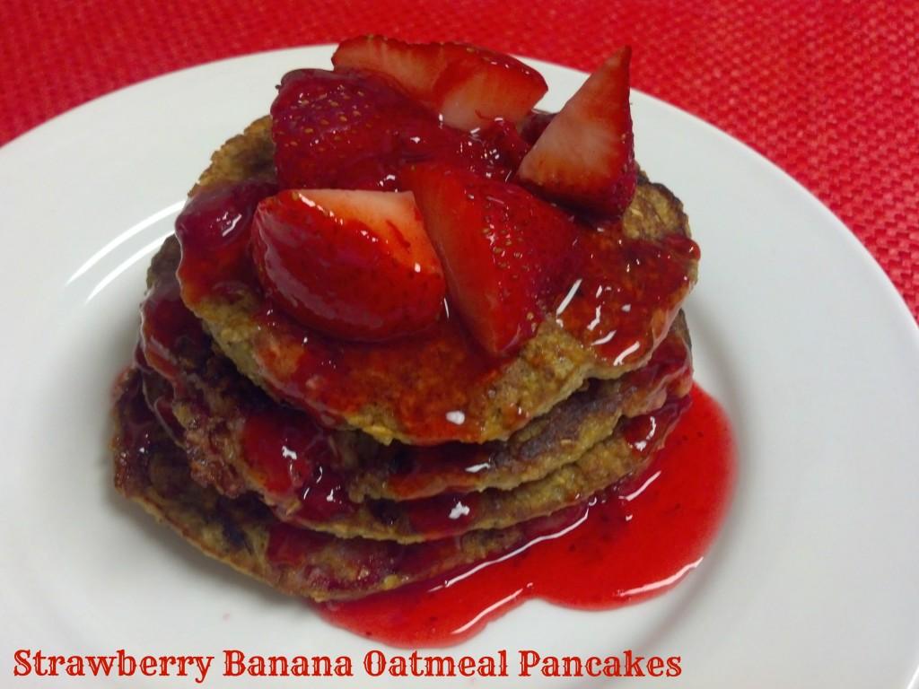 strawberry banana pancakes 7