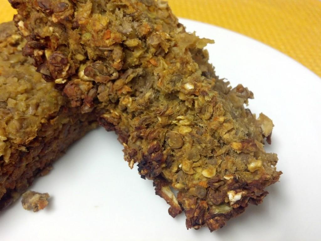 butternut squash lentil loaf 3