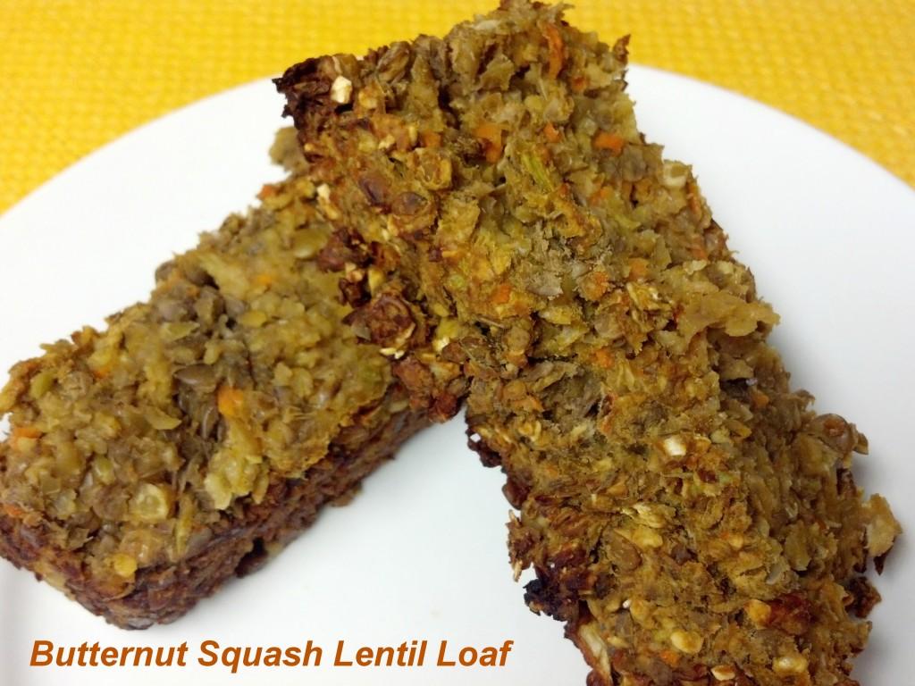 butternut squash lentil loaf 4