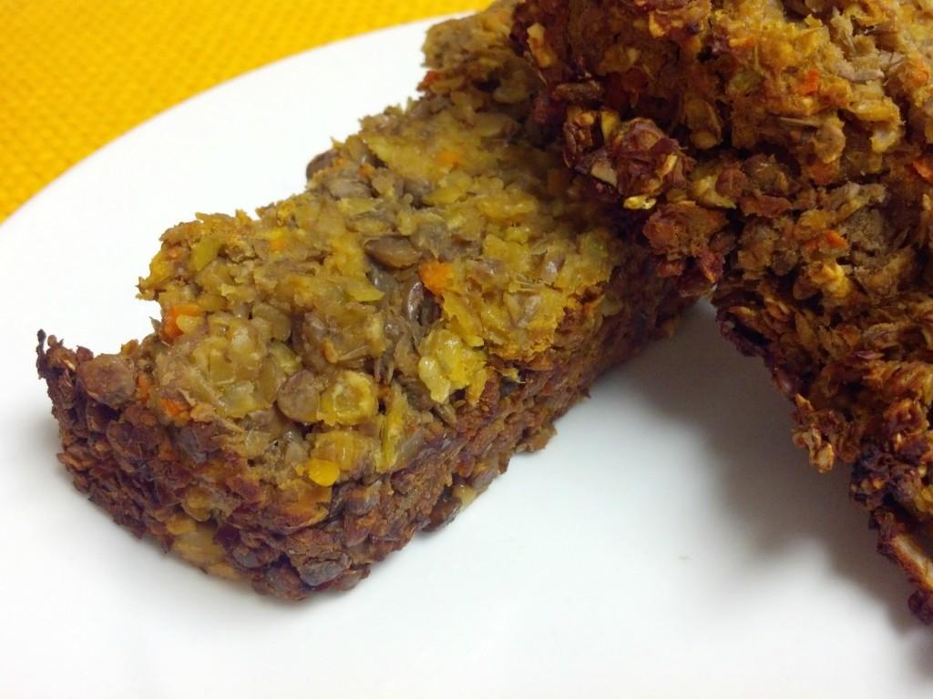 butternut squash lentil loaf 5