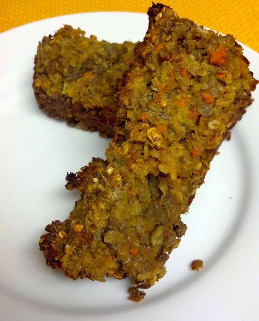 butternut squash lentil loaf 6n