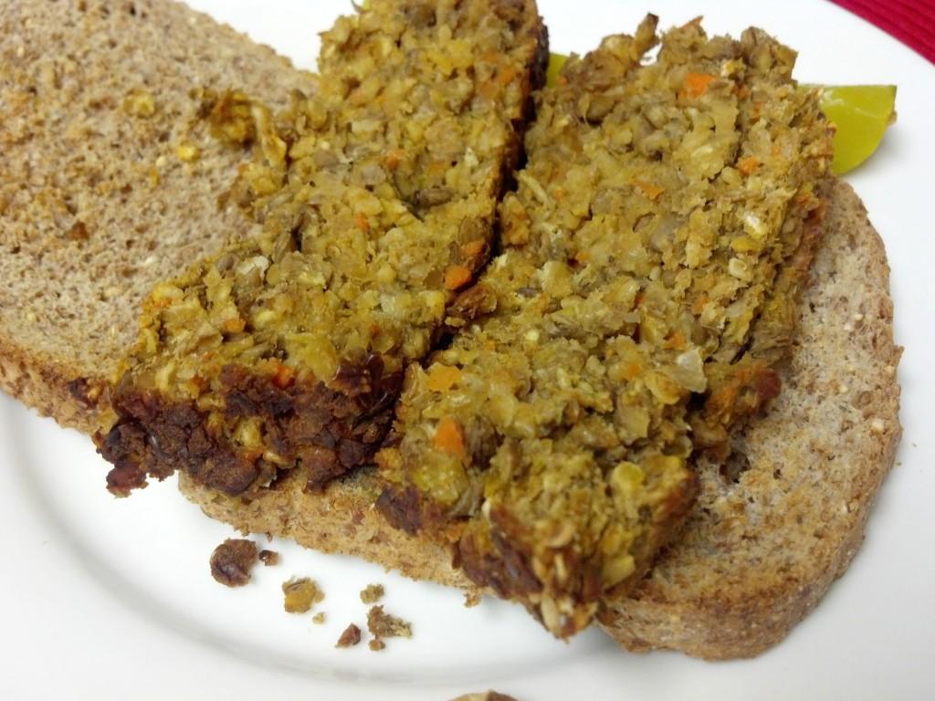 butternut squash lentil loaf 7