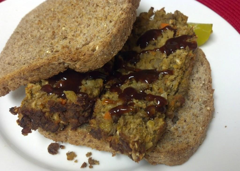 butternut squash lentil loaf 8