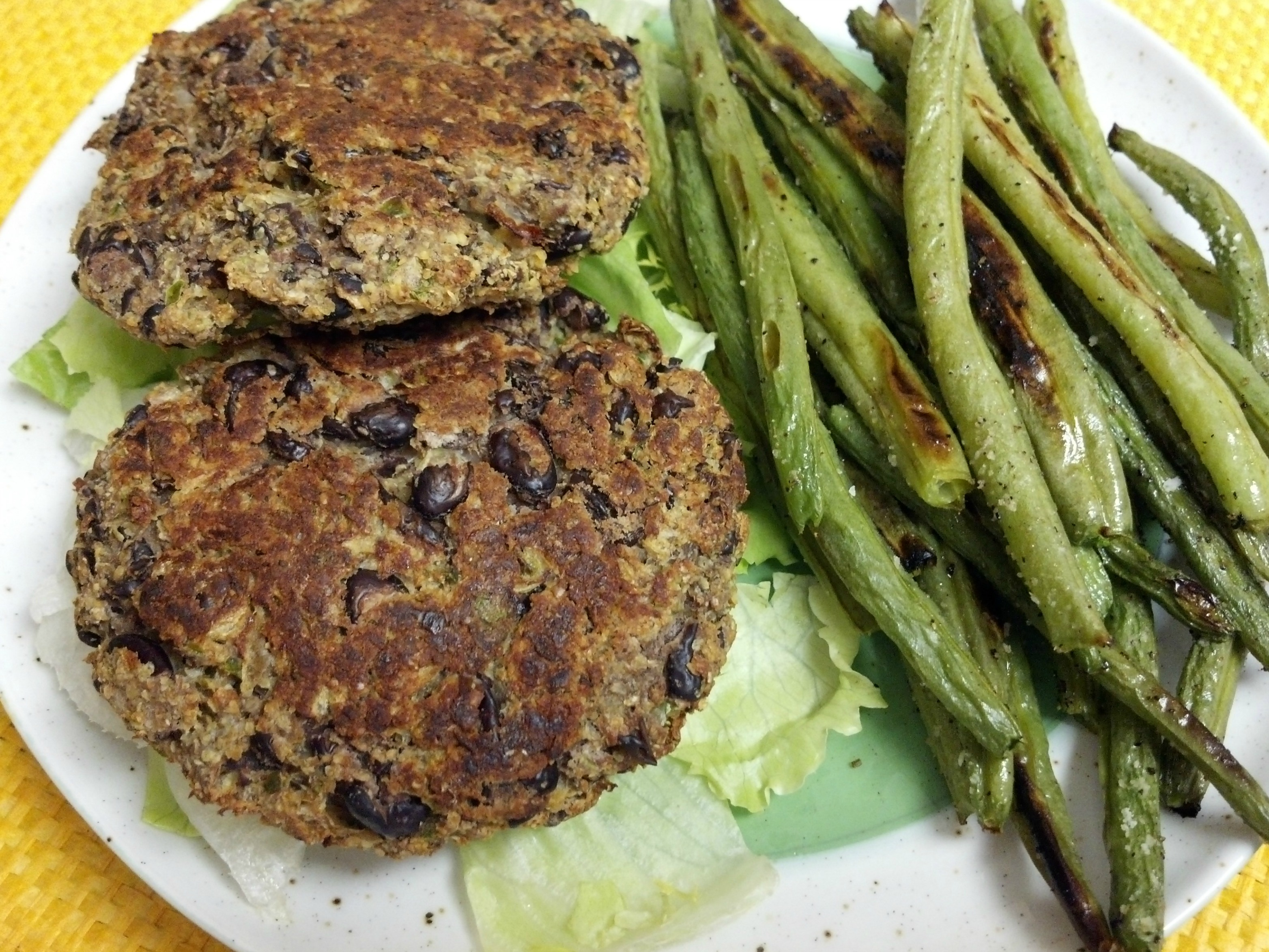 Olives 'n Wine Turns 1!: Featuring Jalapeno-Spiced Black Bean Burgers ...