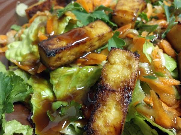 tofu banh mi salad 2