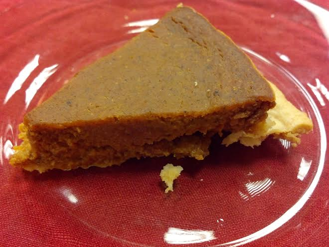 whole foods pumpkin pie