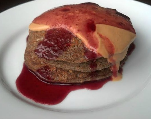 oatmeal raisin pancakes 3