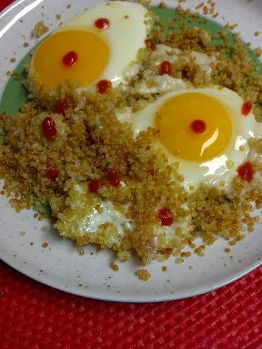 friday favorites popped quinoa