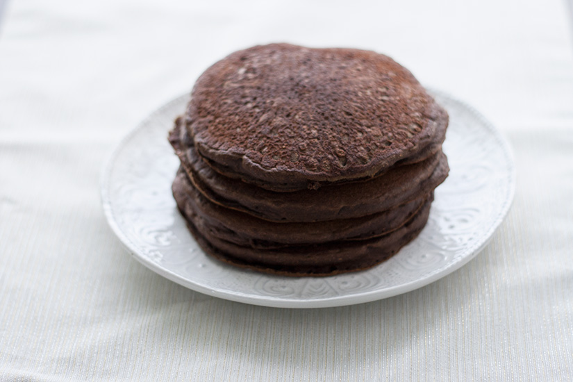 kellys chocolate pancakes