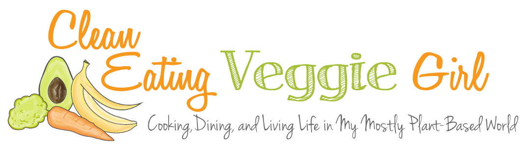 Clean Eating Veggie Girl header image