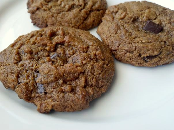 almond butter cookies 7y