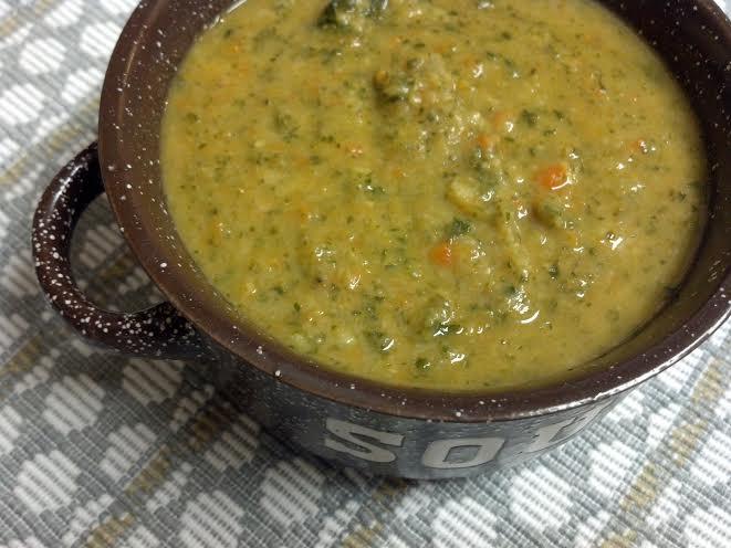 friday favorites white bean kale soup