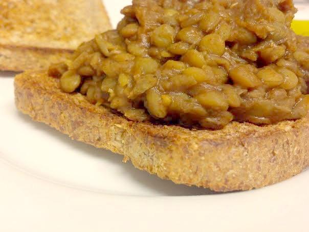 bbq lentil sandwich 7y