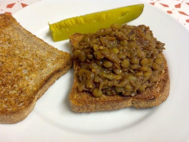 bbq lentil sandwich 8y