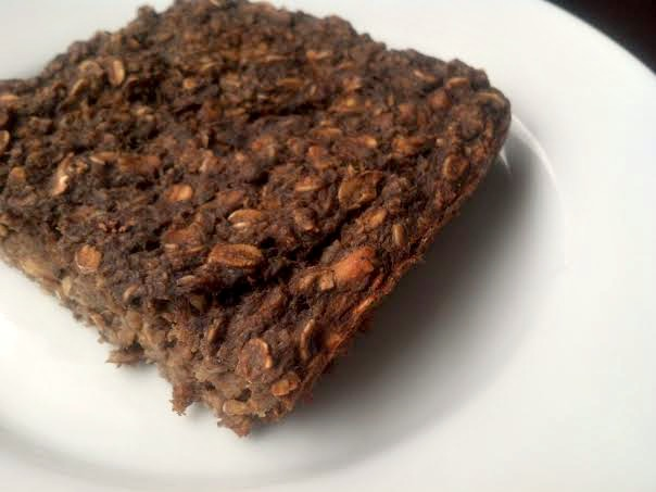 chocolate pb bake 6y