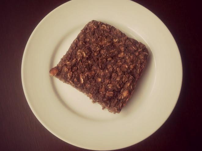 chocolate pb bake
