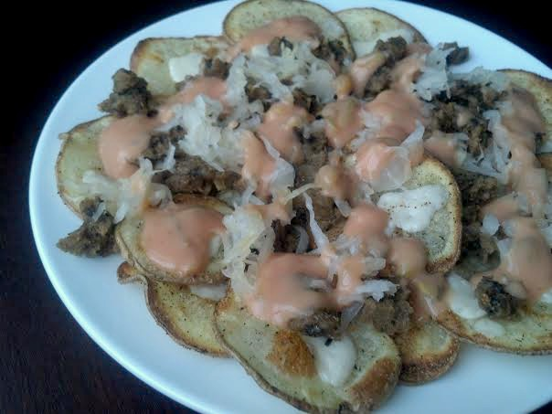 reuben nachos 7