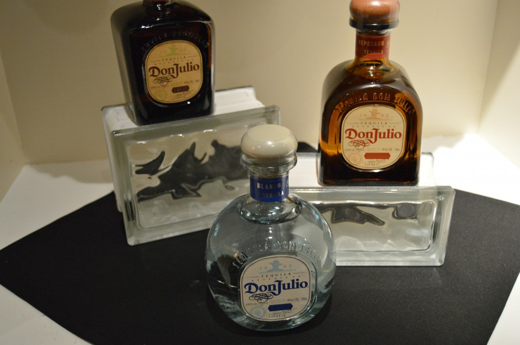 Cantina Laredo Don Julio tequila