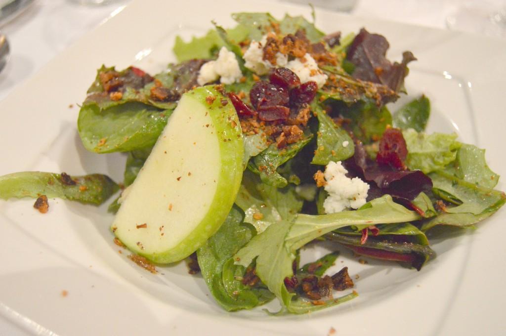 Cantina Laredo salad