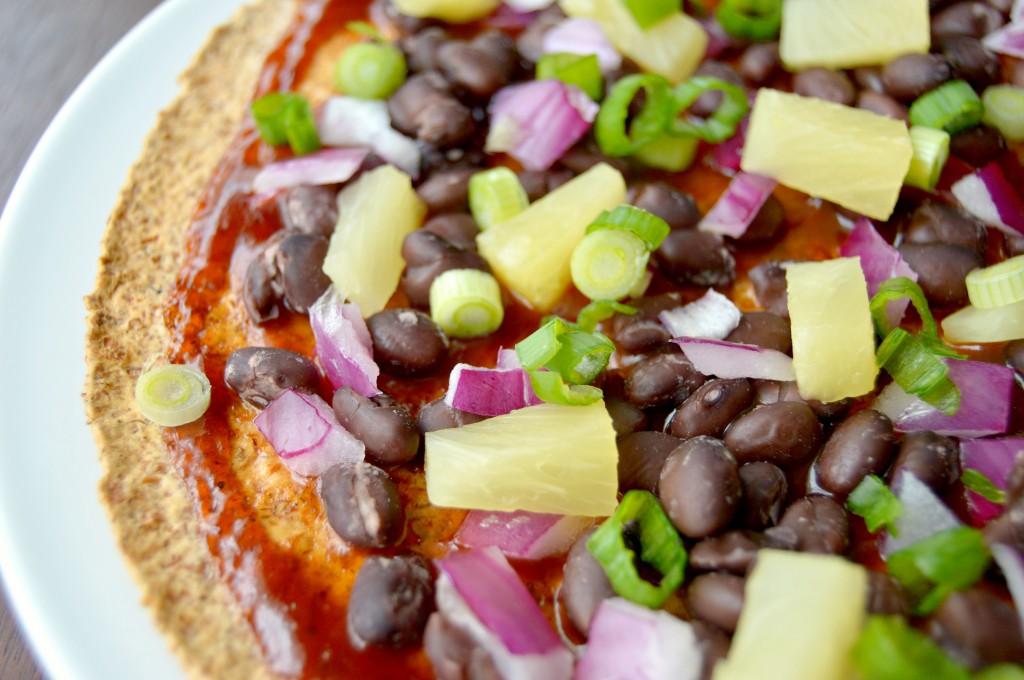 bbq pineapple pizza 12