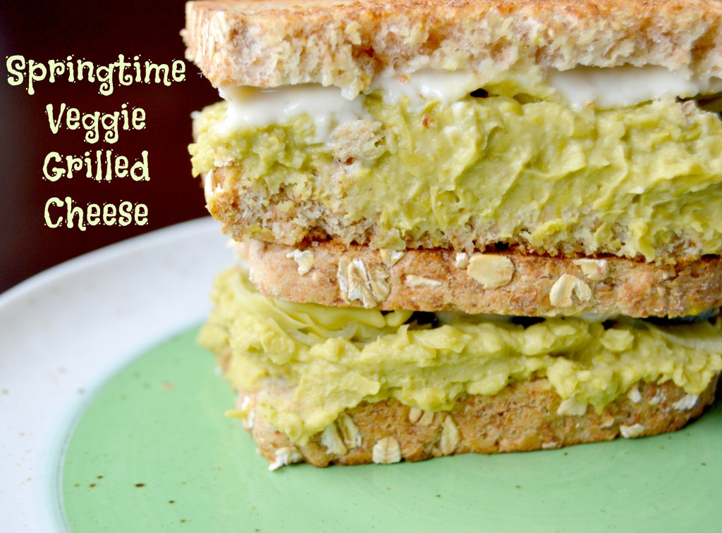 pea veggie grilled cheese 11