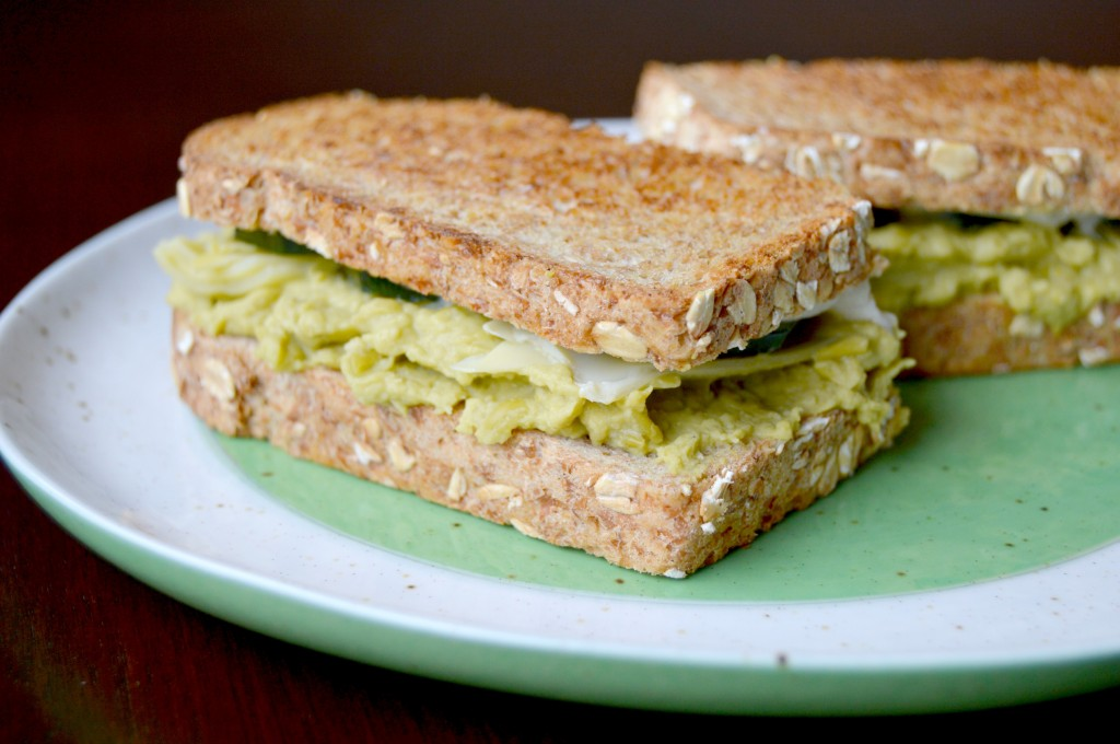 pea veggie grilled cheese 4
