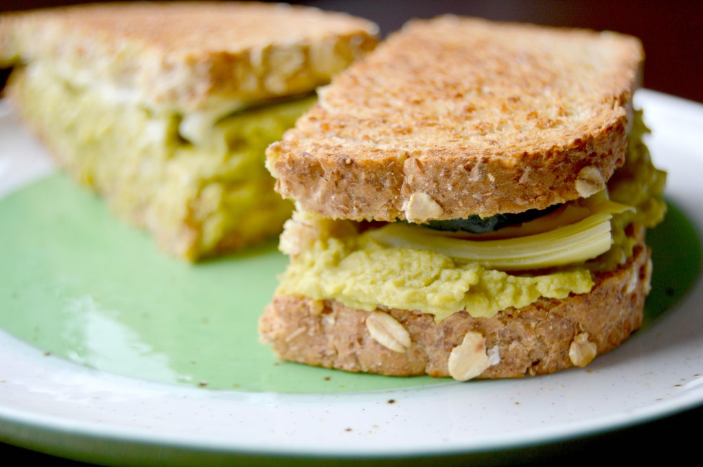 pea veggie grilled cheese 9