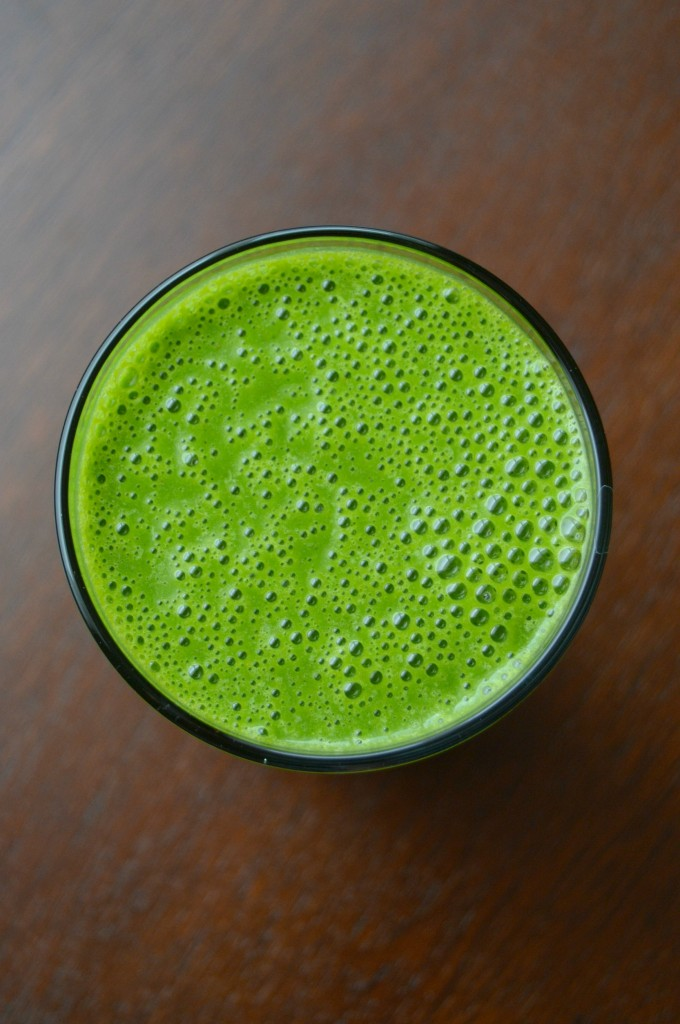 perfect green smoothie 3