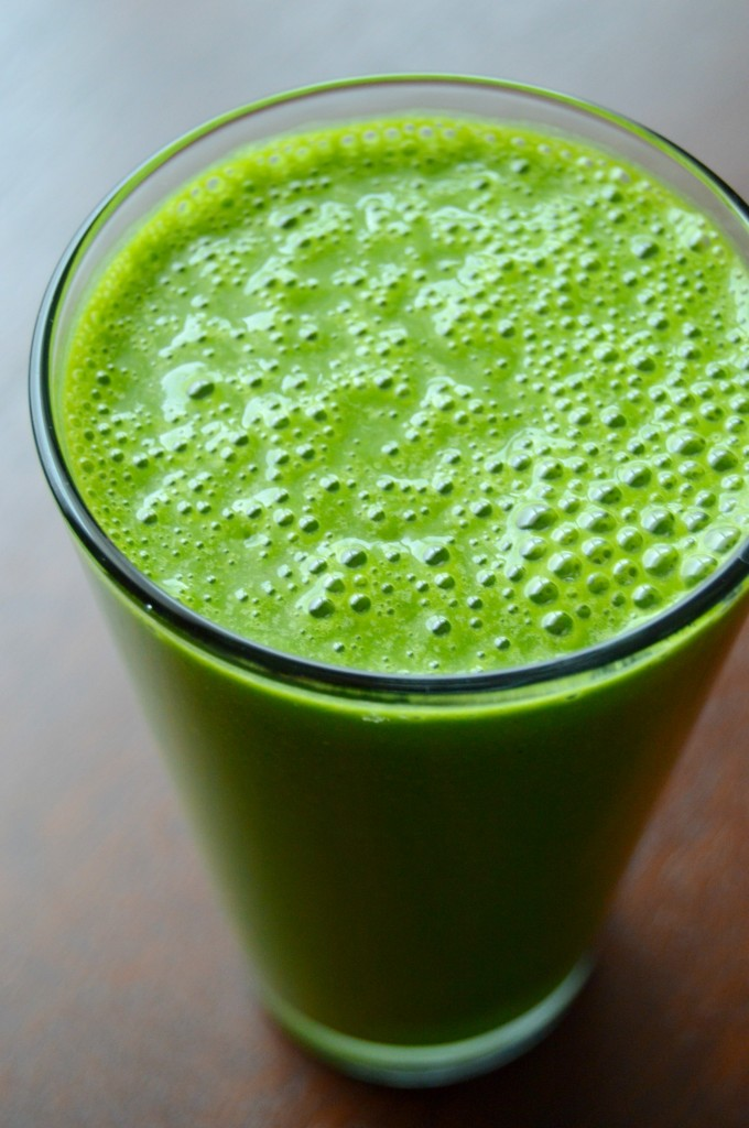 perfect green smoothie 4