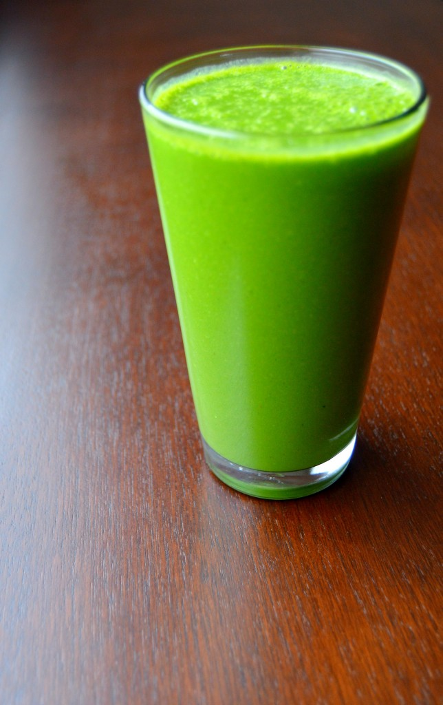 perfect green smoothie 9