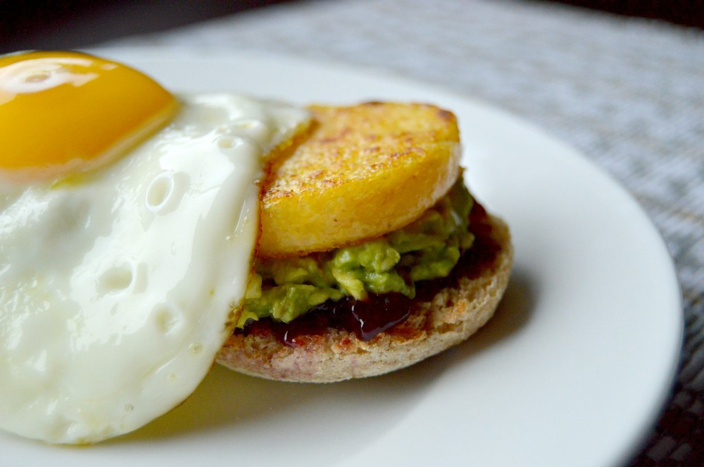 polenta egg 2