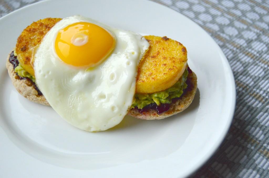 polenta egg 3