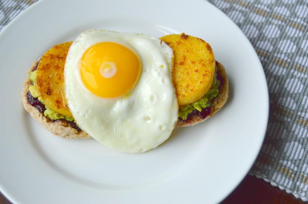 polenta egg 4