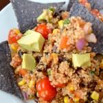 southwest quinoa salad 10