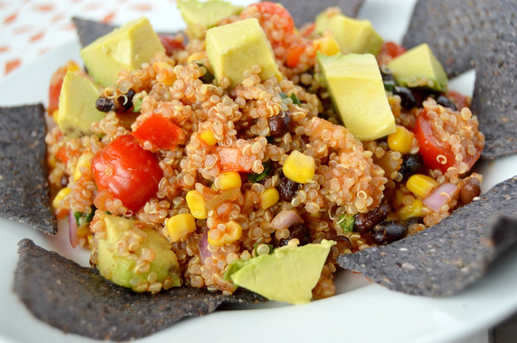 southwest quinoa salad 5