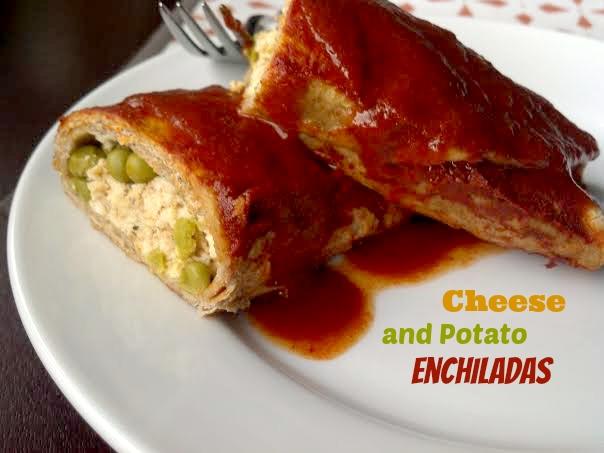tofu veggie enchiladas 12