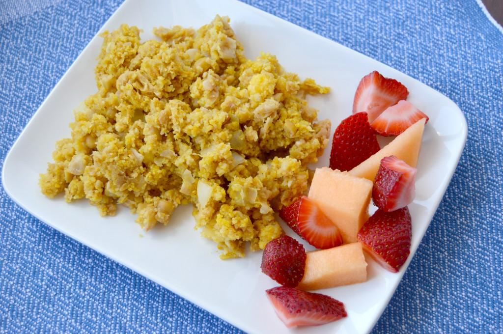 chickpea polenta scramble 5