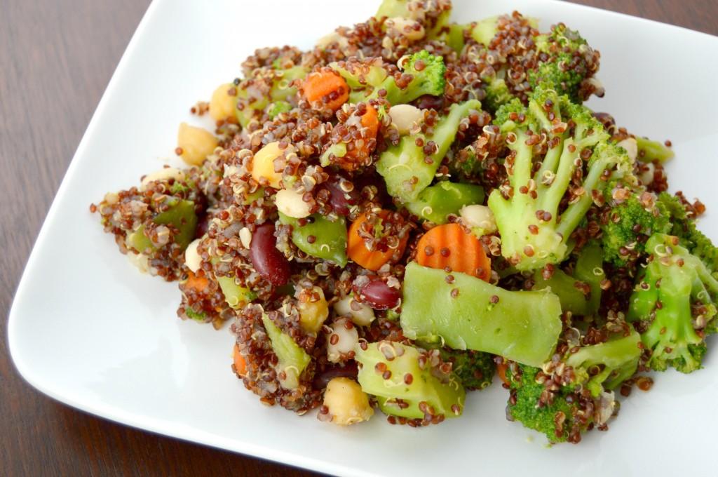 quinoa stirfry 2