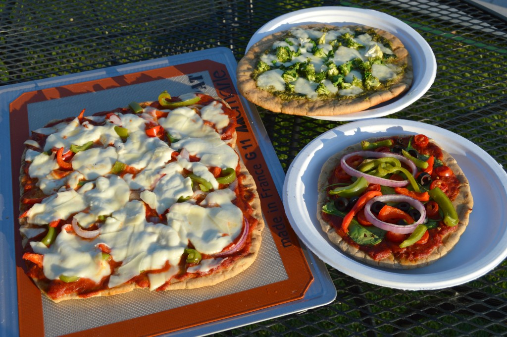 grilled pizza 7