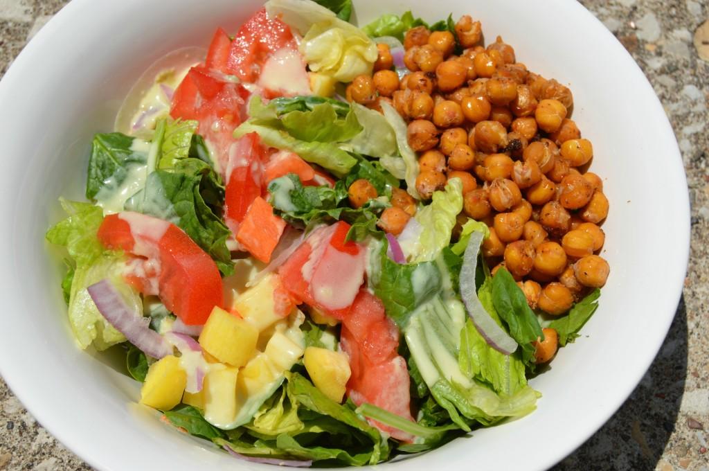 salad recent eats