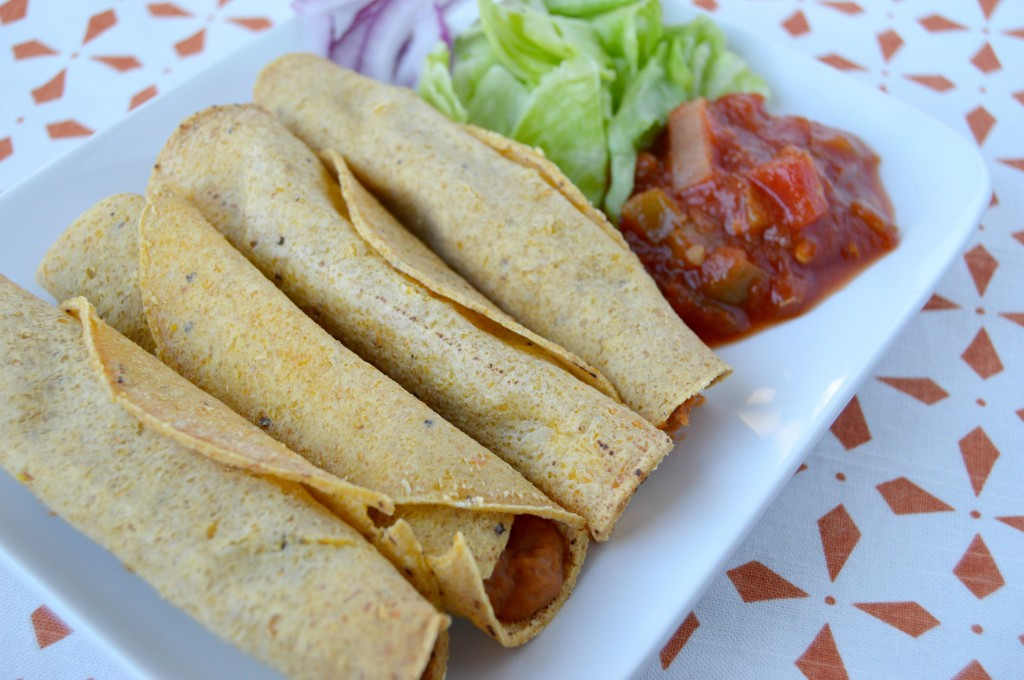 Vegan Sopes With Refried Beans And Salsa Verde Recipes — Dishmaps