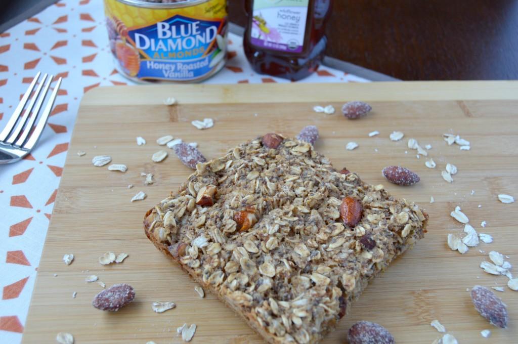 honey vanilla oatmeal bake 6