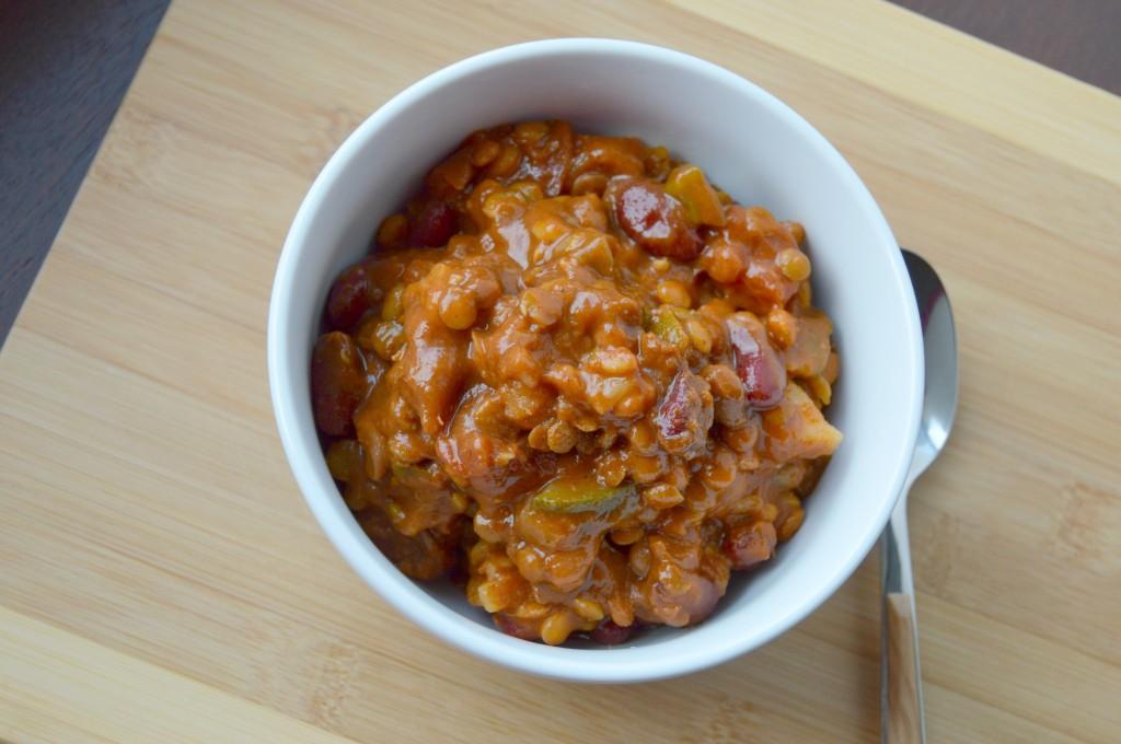 lentil chili 7