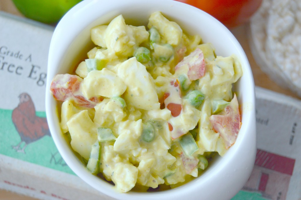 summer egg salad 9