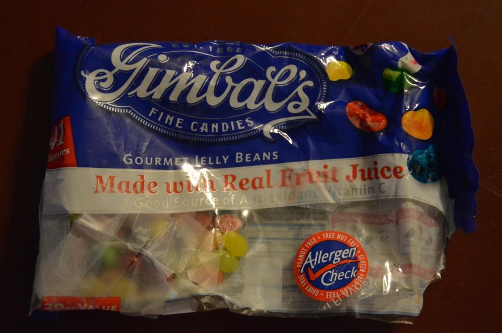 treats jelly beans