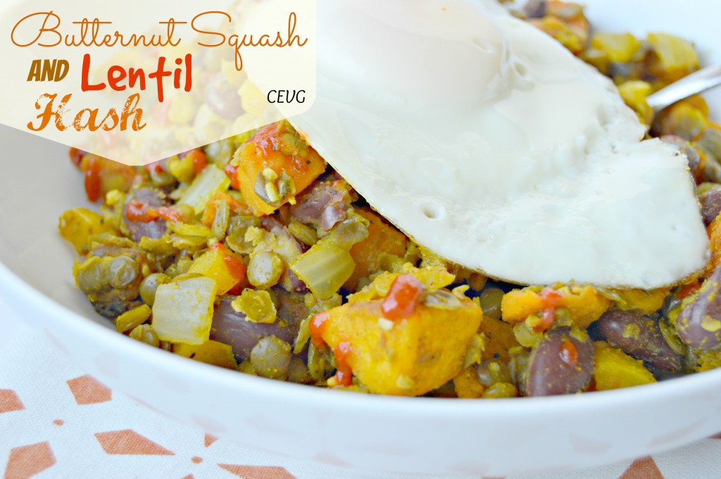 butternut lentil hash 7